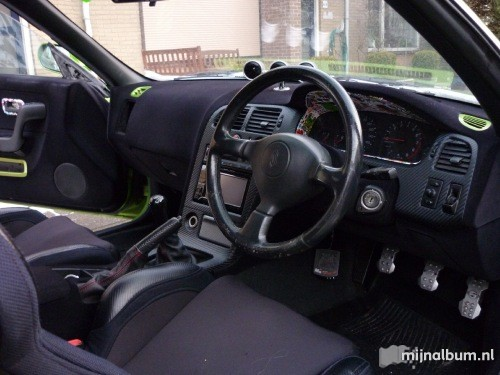 skyline r33 dashboard
